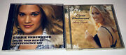 Carrie Underwood Lot Of 2 Cds Some Hearts / Inside Your Heaven Music Cd Lot