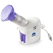 Mabis Personal Steam Inhaler Aromatherapy Diffuser 2-day Delivery