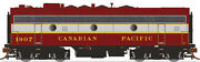 Rapido Ho F7/9b W/dcc And Sound Canadian Pacific Cp Block