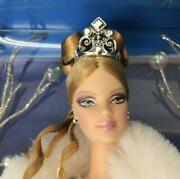 Rare Barbie Doll 2003 Winter Fantasy Holiday Vision Used 550/me