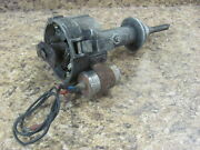 Mallory C346 Dual Point Ignition Distributor 413 426 440 Mopar
