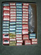 Nos Lot Of 59 Automobile Western Auto Wizard Brush Sets