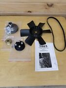New Cling's Aftermarket Products Serpentine Pulley System For Model A