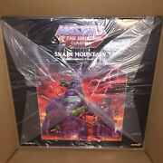 Local Pickup Nyc Super7 Masters Of Universe Classics Snake Mountain Playset