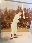 Mickey Mantle New York Yankees Framed 8 X 10 Photos Group Of 4