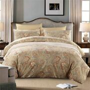 Brandream Duvet Cover King Size Hotel Collections Super Soft Egyptian Cotton 3 P