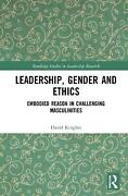 Leadership, Gender And Ethics By David Knights English Hardcover Book Free Shi