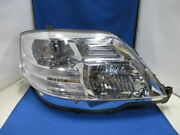 Toyota Alphard Lateright Headlight Car Truck Parts Accessories Used