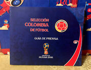 National Team Of Colombia Of Fifa World Cup 2018 Football Soccer. Exclusive Book