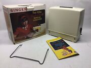 Vintage Singer 67a-23 The Little Touch And Sew Sewing Machine