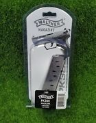 Walther Pk380 .380 8 Round Oem Factory Stainless Steel Magazine - 505600