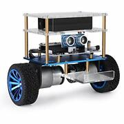 Tumbller Self-balancing Robot Car Kit Compatible With Arduino Stem Toys For Kids