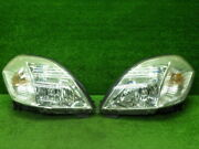 Nissan J31 Teana Headlight Left And Right Set Halogen Used Car Parts Lamps