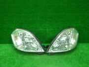 Used Nissan J31 Teana Headlight Left And Right Set Halogen Car Parts Lamps