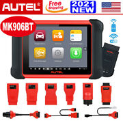 Autel Maxisys Mk906bt Obd2 Auto Diagnostic Tool Code Reader Ecu Coding Ms906bt