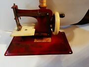 Gateway Junior Model Np-1 Toy Sewing Machine With Original Instructions