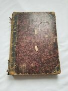 Antique 1877 Frank Leslie's Illustrated Usa Newspaper Whole Year January-dec