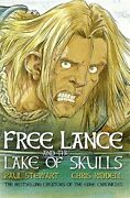 Free Lance And The Lake Of Skulls By Paul Stewart Hardback Book The Fast Free
