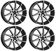 4 Alloy Wheels Oxigin 20 Attraction 8.5x19 Et45 5x108 Swfp For Volvo S40 V40 S60