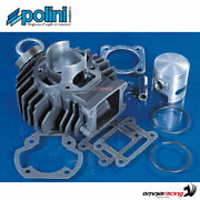Polini Thermal Group In Cast Iron D.46 For Yamaha Chappy