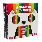 A Game Of Cat And Mouth By Exploding Kittens - Family-friendly Party Games, New