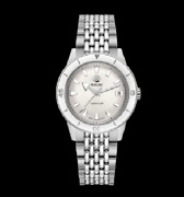 Rado Captain Cook Automatic Stainless Steel Womenand039s Watch R32500013