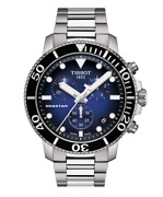 Authentic Tissot Seastar 1000 Chrono Stainless Steel Menand039s Watch T1204171104101