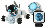 Blue Chip Interactive Robotic Dog Puppy From Wowwee New In Sealed Box🐶
