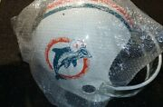 Miami Dolphins Football Nfl Helmet Vintage New Old Stock Tailgater Grill Nos