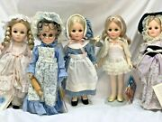 Effanbee Story Book Dolls- Discontinued Sold Individually