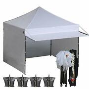 Abccanopy Canopy Tent 10 X 10 Pop-up Instant Shelters Commercial Portable Market