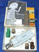 Professional Buttonholer For Slant Needle Zz Sewing Machines By Singer 161829