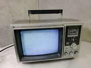 Curtis Mathes Vintage Portable Television 1981 Retro Awesome