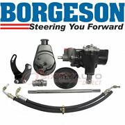 Borgeson Steering To Power Conversion Kit For 1958-1964 Chevrolet Impala Hr