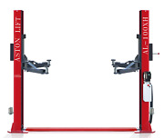 10000lbs 2 Post Lift Single Point Lock Releasetwo Post Car Lift Auto Lift
