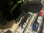 Qm-710 Quickie Power Chair Green With Lift And Five Settings New Parts