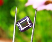 13.90 Ct Certified Natural Vvs Clarity Color Changing Alexandrite Gemstone Nf955
