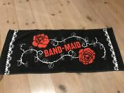 New Band Maid New Unused Towels From The Indie Era Band Maid Bamme Girls Ro