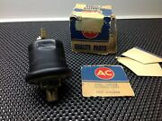 Gm 6462558andnbsp1970 Gm 6462558 Buick Oil Sending Unit Nos Dated 216-9a/c Delco