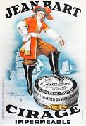 1933 Art Deco Poster Le Monnier Musqueteer Poster For A Boyand039s Room Rare