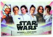 2020 Topps Women Of Star Wars Hobby 12 Box Case Blowout Cards