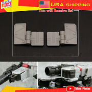 New Upgrade Kit For Siege Voyager Class Megatron Arm Cover Plate Transform