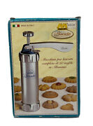 Marcato Biscuits Cookie Press, 20 Plates, Pre-owned. Excellent Condition