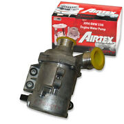 Airtex Engine Water Pump For 2006 Bmw 330i 3.0l L6 - Auxiliary Engine Timing Tf