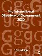 International Directory Of Government 2020 English Hardcover Book Free Shippin