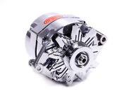 Polished Delco 140amp Alternator 1 Wire Powermaster 67293 Can Be Used As A 1 Wir