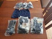New Under Armour Womens Heatgear 3 And Asics 4 Slider Volleyball Shorts/spandex