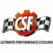 Csf  Csf8026  Csf Dual Fluid Bar And Plate Hd Oil Cooler W/9in Spal Fan 1/3 And 2