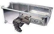 Sbc Alum. Oil Pan Kit  W/h/v Oil Pump Stefs Performance Products 1020ab With St
