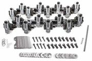 Bbc Shaft Rocker Arm Kit 1.7/1.7 Ratio T And D Machine 3102 170/170 With Sprin